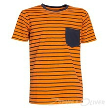 4603401 DWG Akon 401 T-shirt ORANGE