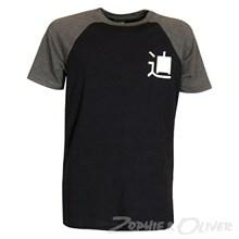 4502052 DWG Dragon 052 T-shirt SORT