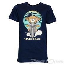 4803027 DWG Simon 027 T-shirt  MARINE