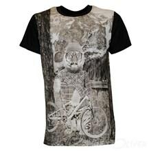 4007113 DWG Kenny 113 T-shirt  SORT