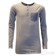 4009231 DWG Matti 231 T-shirt GRÅ