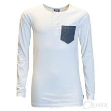 4009231 DWG Matti 231 T-shirt HVID