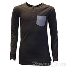 4009231 DWG Matti 231 T-shirt SORT