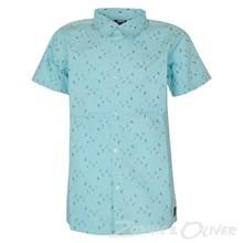 4803028 DWG Elton 028 Skjorte  TURKIS