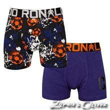 8400-51-455 CR7 Boxershorts LILLA
