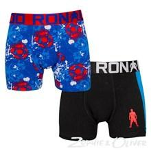 8400-51-454 CR7 Boxershorts BLÅ