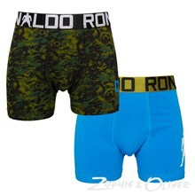 8400-51-453 CR7 Boxershorts ARMY