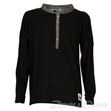 1402-230 Native Cain dots T-shirt SORT