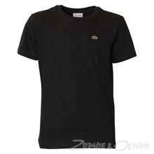 TJ3821 Lacoste T-shirt  SORT