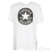 964344-001 Converse T-shirt HVID