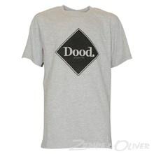 20016 Dood Tony Basic T-shirt GRÅ