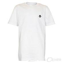 20017 Dood Tony Logo T-shirt HVID