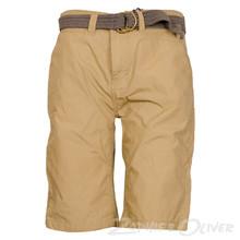 B-SS17-SHO550 Petrol Shorts BRUN