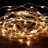Tivoli LED StringLight, Copper, 150LED, WW, 1BX