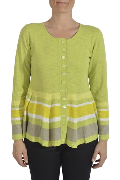 Mansted strik Maggie, lime