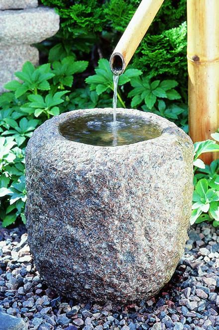 Vandsten Natsume  rosa H 50cm Udgår