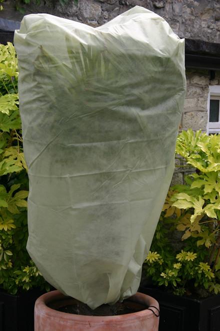 Fiberdugpose, stor 2 stk pakning (xfleece030101/cl:10)