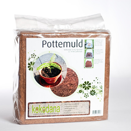 Kokodana Pottemuld 4500 gr. 