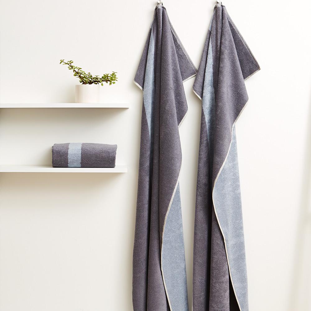 Stripes badehåndklæde