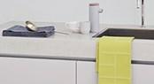 Viskestykker og køkkenhåndklæder