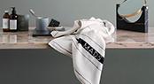 GUEST TOWELS, FACECLOTH, BATH TOWELS, BATH SHEETS, BATH RUG