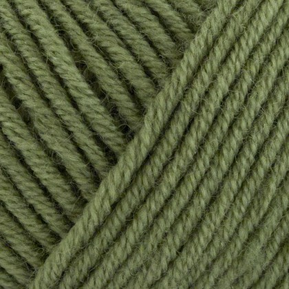 Superfine Merino, mellem grøn