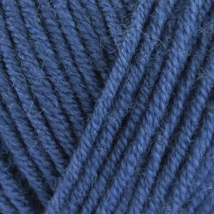 Superfine Merino, havblå