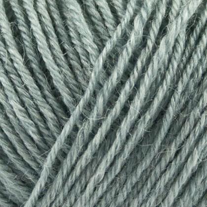 Nettle Sock Yarn, douce grøn