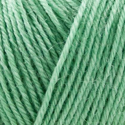 Nettle Sock Yarn, lys grøn