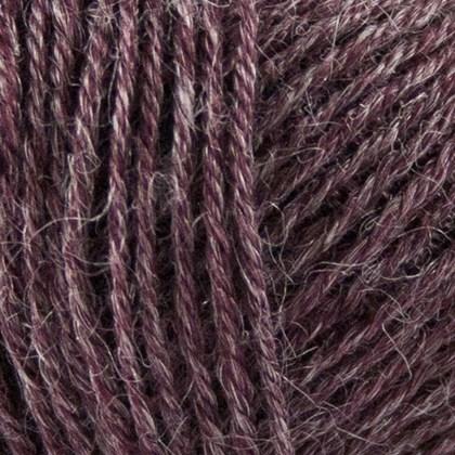 Nettle Sock Yarn, blomme