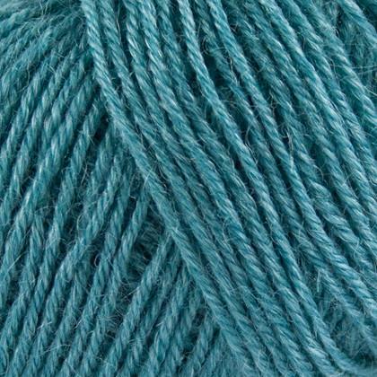Nettle Sock Yarn, petrol