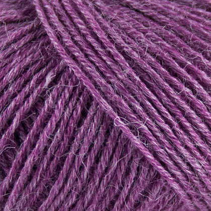 Nettle Sock Yarn, lilla