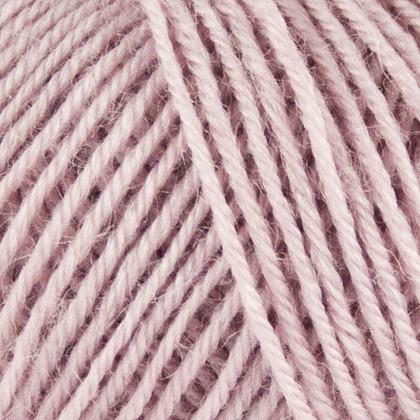 Nettle Sock Yarn, lys rosa