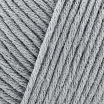 Organic Cotton, lys grå