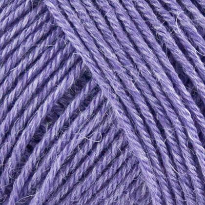 Nettle Sock Yarn, lavendel lilla