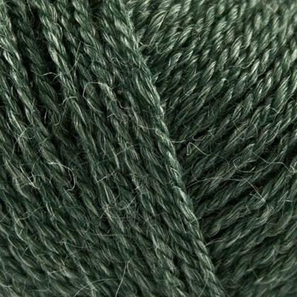 No.3 Organic Wool+Nettles, flaskegrøn