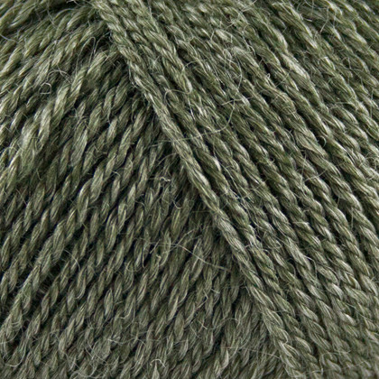 No.3 Organic Wool+Nettles, khaki