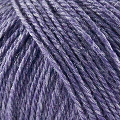 No.3 Organic Wool+Nettles, lilla