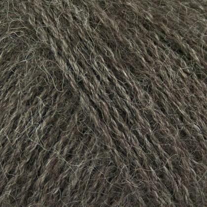 Alpaca+Merino Wool+Nettles, brun