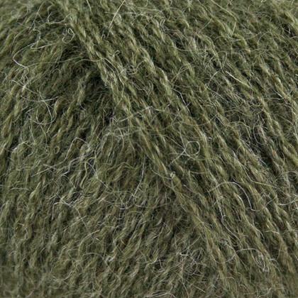 Alpaca+Merino Wool+Nettles, khaki