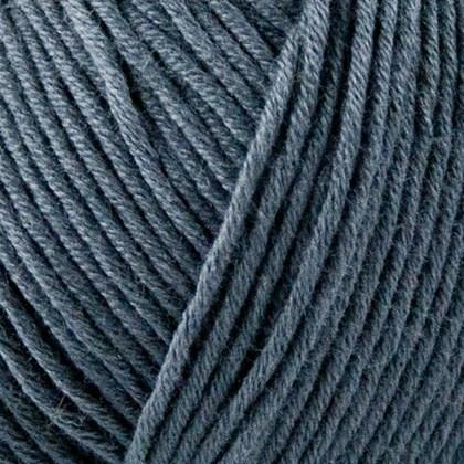 Organic Cotton, mørk grå