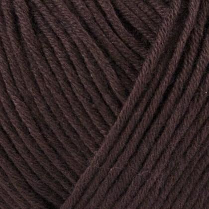 Organic Cotton, brun