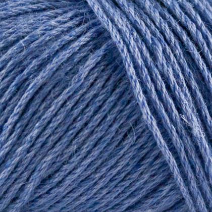 Organic Cotton+Nettles+Wool, himmelblå