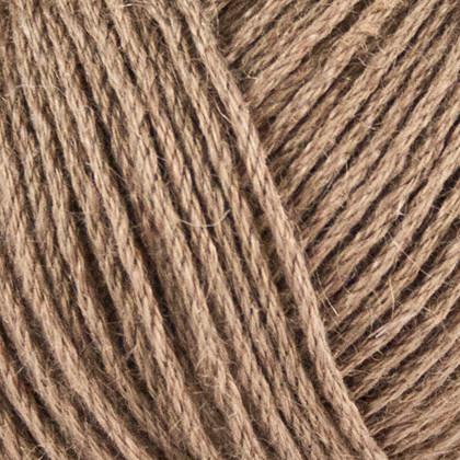 Organic Cotton+Nettles+Wool, lys brun