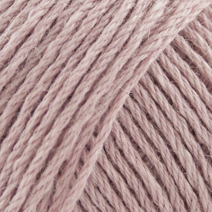 Organic Cotton+Nettles+Wool, lys rosa