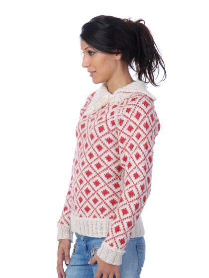 Nordisk damesweater