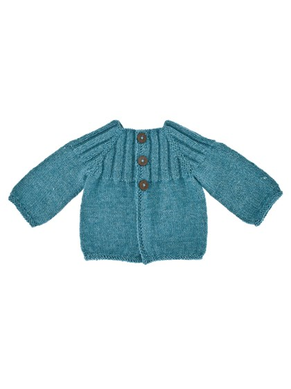 Blåklokke trøje (børn)