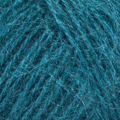 Mohair+Nettles+Wool, grøn petrol