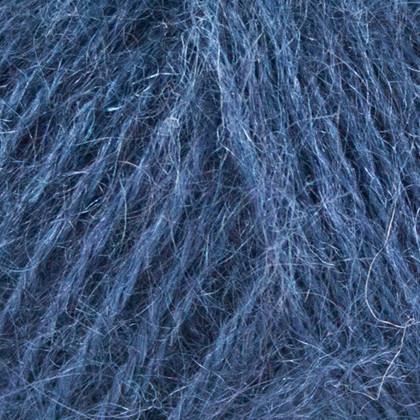 Mohair+Nettles+Wool, mørk blå