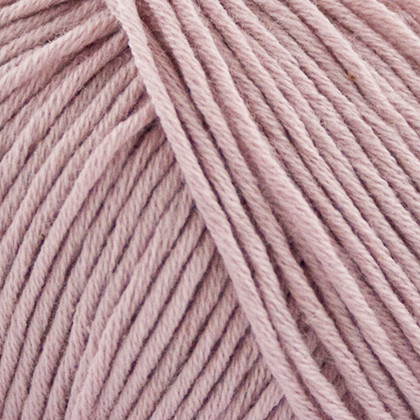 Organic Cotton, lys rosa
